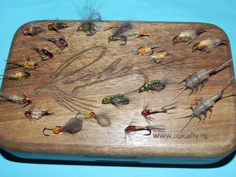 Flies for the river gradac